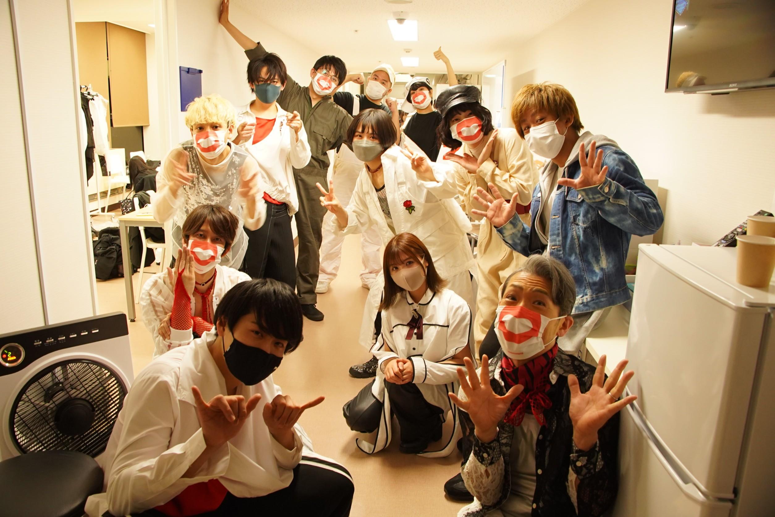 #吉本坂46HideboH公演